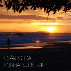 diário da minha surf trip