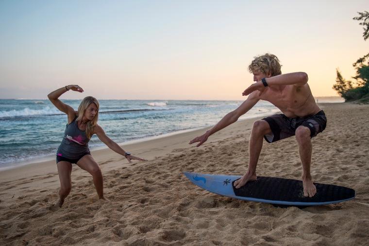 Resultado de imagem para Treino de surf