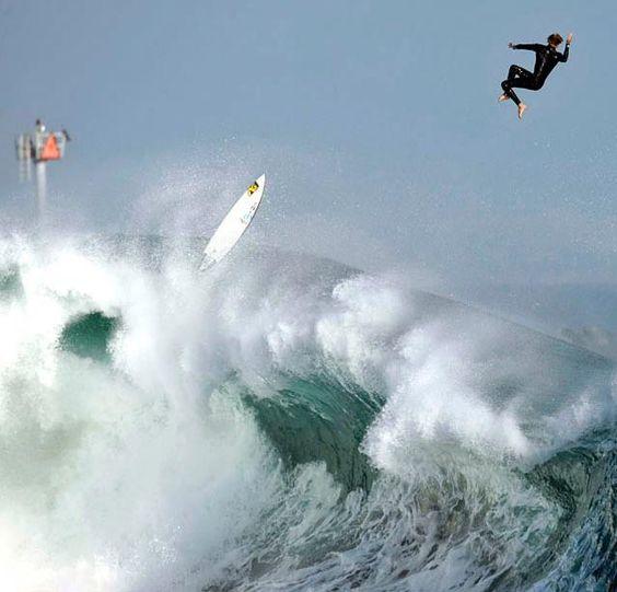 Do surf você não esta sozinho